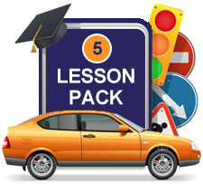 bulk driving lessons northern beaches
