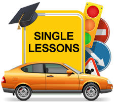 single driving lesson