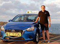 northern beaches driving instructor gary